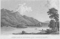 Lower Lake of Killarney, Ross Castl