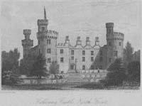 Kilkenny Castle, North Front