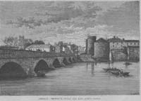 Limerick - Thomond's Bridge and Kin