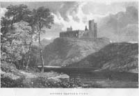 Roches Castle & Fort