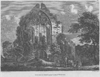 Dunbroady Abbey, in the County of W