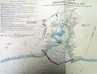 ARDGLASS HARBOUR AND BAY, plan of,