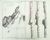 PORTNOE. A plan of the harbour of,