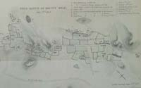 DOLLY�S BRAE, field sketch of