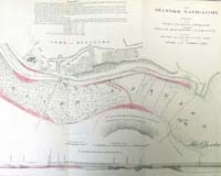 KILLALOE, plan of the river at the