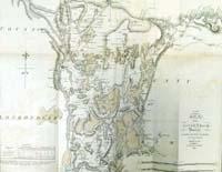 LONDONDERRY & ANTRIM  - Map no. 1 o