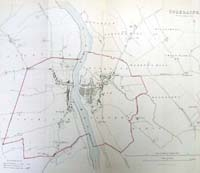 COLERAINE from the Ordnance Survey.
