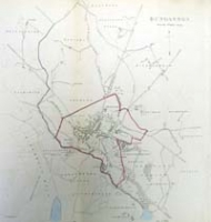 DUNGANNON from the ordnance Survey,