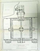 RICHMOND LUNATIC ASYLUM, plan of th