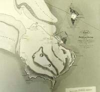 HOWTH, Chart of the Shore at, with
