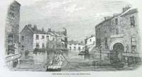 Main-Street Mallow, during the rece