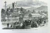 Opening Of The Macroom Railway