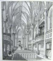 The chapel royal, Dublin