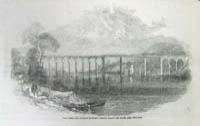 Dublin and Belfast railway - Viaduc