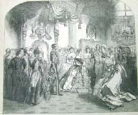 The throne-room of the castle, Dubl