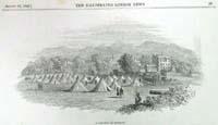 Encampment at Tipperary