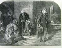 Scene in a chapel at Thurles