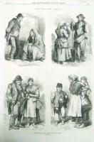 Inhabitants of a bog village, Near