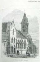 Townhall At Larne, Ireland