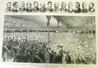 The Ulster unionist convention in B