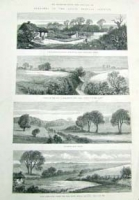 Sketches in the meath hunting count