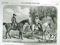 Lord Yarborough's huntsmen, in 1792