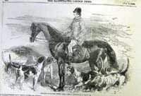 The Late Sir Richard Sutton, Bart.