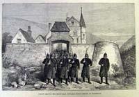 Rowland Winn's Castle, At Glenbeigh