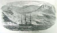 """The Iron screw steam-ship """"Manilla"""""""
