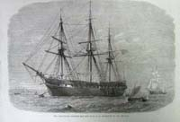 The chichester training-ship for po