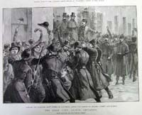 The Arrest Of Messrs. O'Brien And D