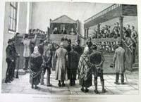 Opening Of The New Irish Land Court