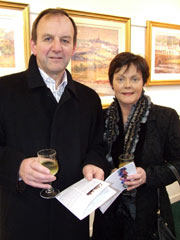 Brendan and Aileen Murray