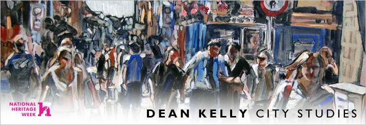 Dean Kelly | City Studies at The Kenny Gallery