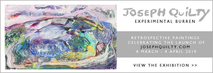 Joseph Quilty - Experimental Burren